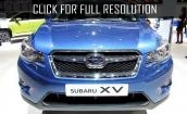 2017 Subaru XV - interior, exterior, specification, photos