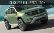 2017 SUV Renault Duster - changes, release date, salon