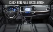 2017 Toyota 4runner interior #1