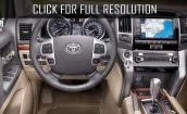 2017 Toyota 4runner interior #3
