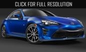2017 Toyota GT 86 - interior, exterior, specifications
