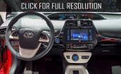 2017 Toyota Prius interior #3