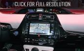 2017 Toyota Prius interior #4