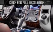 2017 Toyota Sequoia interior #1