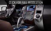 2017 Toyota Sequoia interior #2