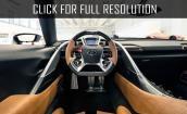 2017 Toyota Supra interior #1