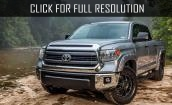 2017 Toyota Tundra - history, diesel, specs, video