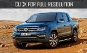 2017 Volkswagen Amarok - interior, exterior, redesign, specs