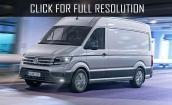2017 Volkswagen Crafter - van, versions, specs, interior, exterior