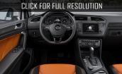 2017 Volkswagen Tiguan interior #1