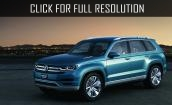 2017 Volkswagen Touareg - design, changes, engine, video