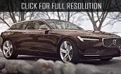 2017 Volvo S90 - photos, redesign, engine, interior design