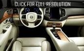2017 Volvo S90 interior #1