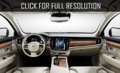 2017 Volvo S90 interior #2