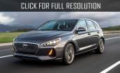 2018 Hyundai Elantra Gt hatchback #1