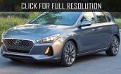 2018 Hyundai Elantra Gt hatchback #3