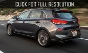 2018 Hyundai Elantra Gt hatchback #4