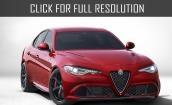 Alfa Romeo Giulia 2016 - exterior, interior, specs