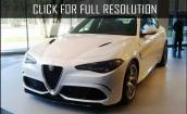 Alfa Romeo Giulia 2016 sedan #2