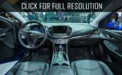 Chevrolet Volt interior #1
