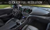 Chevrolet Volt interior #3