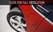 Chevrolet Volt wheels #1