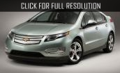 Chevrolet Volt wheels #3