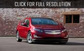 Chevrolet Volt wheels #4
