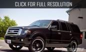 Ford Expedition black #2