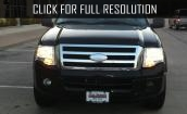 Ford Expedition black #3