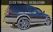 Ford Expedition wheels #2
