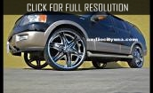 Ford Expedition wheels #3