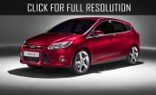 Ford Focus 5 door #2