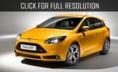 Ford Focus 5 door #3