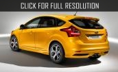 Ford Focus 5 door #4