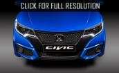 Honda Civic Sport 2015 - review, specs, interior, photos