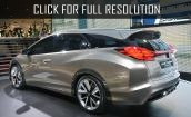 Honda Civic Tourer 2015 #1
