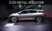 Honda Civic Tourer 2015 #4
