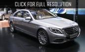 Mercedes Benz S600 v12 #2